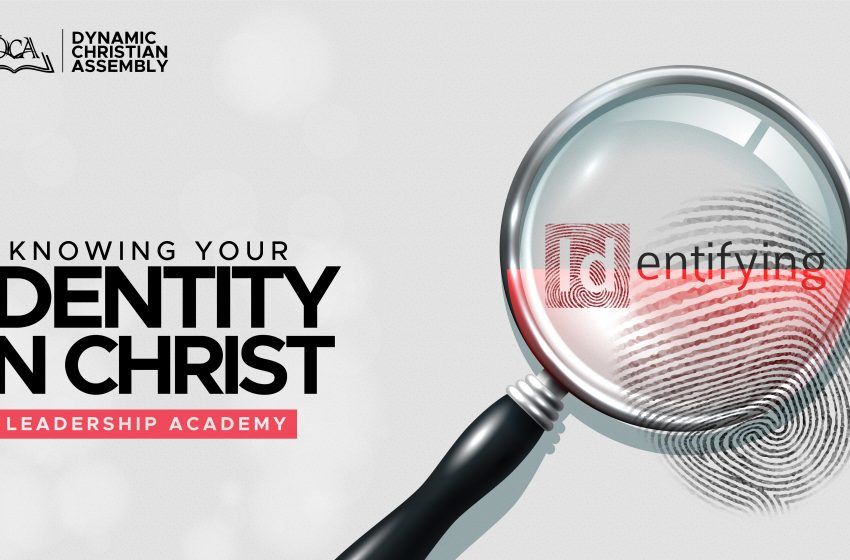 KNOWING YOUR IDENTITY